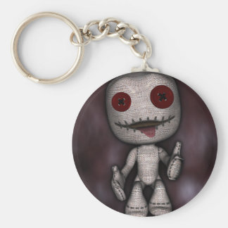 Voodoo Dolly Keychain
