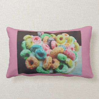 Voodoo Doughnuts Lumbar Pillow
