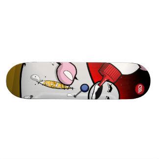 Voodoo Dying dolls series - Drowned Skateboard