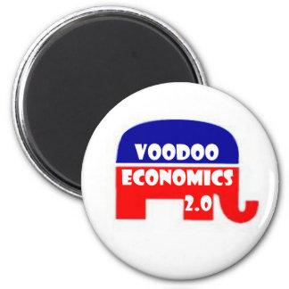 Voodoo Economics 2.0 Magnet