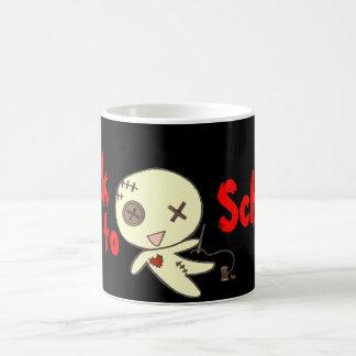 Voodoo el Pin de la muñeca - de nuevo a la taza as