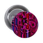 Voodoo flower button
