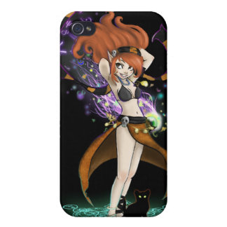 Voodoo Girl Cover For iPhone 4