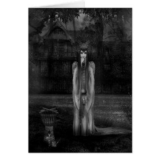 Voodoo Greeting Card