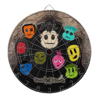 Voodoo Heads ~ Cave Dart Boards