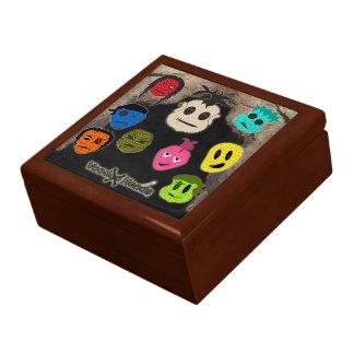 Voodoo Heads ~ Cave Jewelry Box