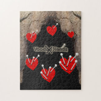 Voodoo Heads ~ Cave Jigsaw Puzzle