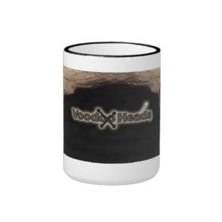 Voodoo Heads ~ Cave Coffee Mugs