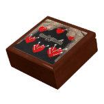 Voodoo Heads ~ Cave Trinket Boxes