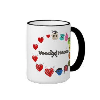 Voodoo Heads Coffee Mugs