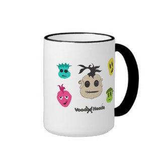 Voodoo Heads Mugs