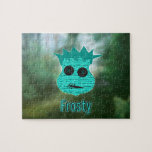 Voodoo Heads ~ Swamp Jigsaw Puzzles