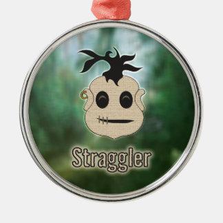 Voodoo Heads ~ Swamp Metal Ornament