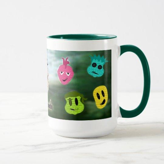 Voodoo Heads ~ Swamp Mug