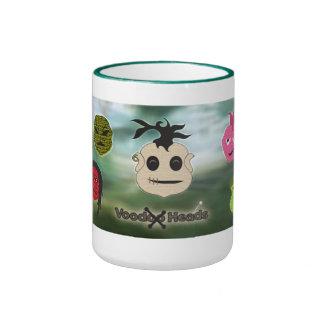 Voodoo Heads ~ Swamp Coffee Mug