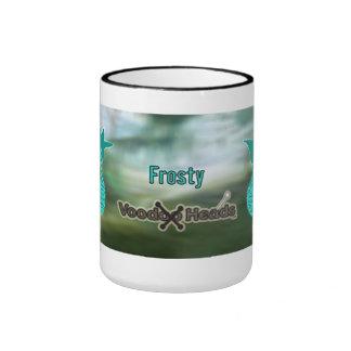 Voodoo Heads ~ Swamp Coffee Mugs