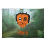 Voodoo Heads ~ Swamp Place Mats