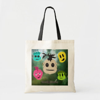 Voodoo Heads ~ Swamp Tote Bag