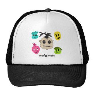 Voodoo Heads Trucker Hat