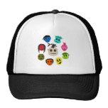 Voodoo Heads Trucker Hats