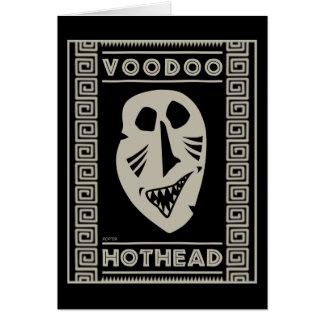 VooDoo Hot Head Card