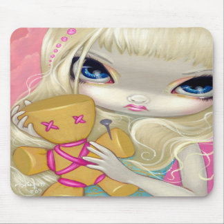 """Voodoo in Pink"" Mousepad"