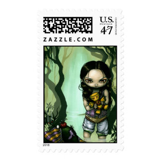 """""""Voodoo in the Bayou"""" Stamp"""