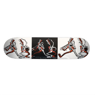 Voodoo Jazz by M.Sani  Skateboards