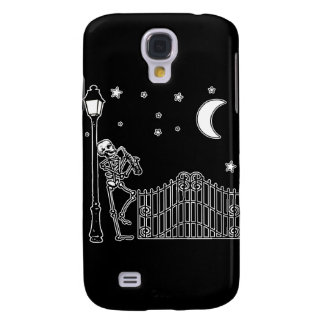Voodoo Jazz Saxophone Player Samsung Galaxy S4 Case