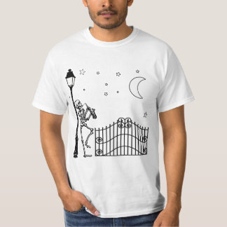 Voodoo Jazz Saxophone Player Tee Shirt
