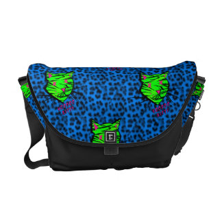 VooDoo Kitty Courier Bag
