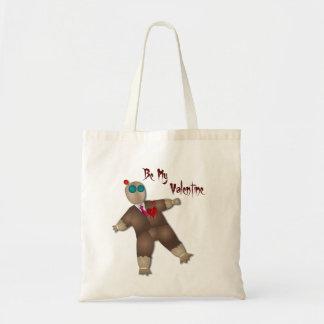 Voodoo Love Valentine Tote Bag