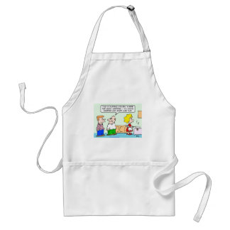 voodoo magic kitchen adult apron