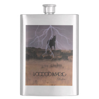 "Voodoo Magic ""potion"" travel flask"