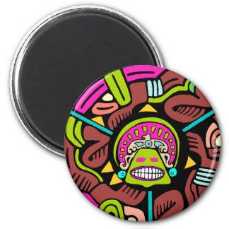 voodoo 2 inch round magnet