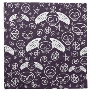"""""""Voodoo"""" Pattern Napkin"""