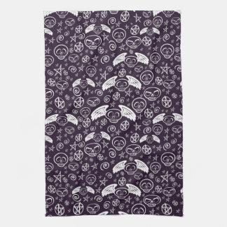 """""""Voodoo"""" Pattern Towels"""