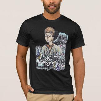 VooDoo Priestess and Karma T-shirts