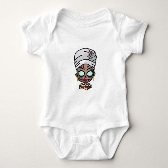 Voodoo Queen Baby Bodysuit