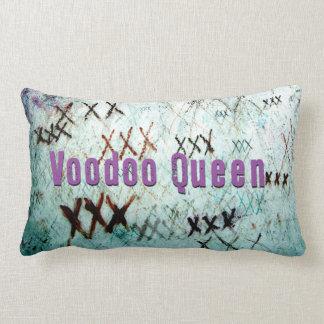 Voodoo Queen Marie Laveau NOLA Cemetery Lumbar Pillow