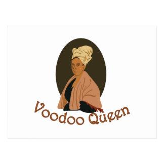 Voodoo Queen Postcard
