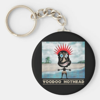 VooDoo Red Head Keychains