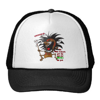 Voodoo RULES with Tagline Trucker Hats
