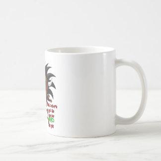 Voodoo RULES with Tagline Classic White Coffee Mug
