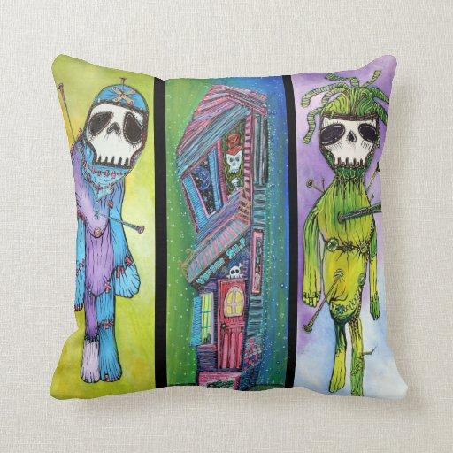 Voodoo Shop Pillows