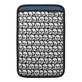 """Voodoo Skulls 11"""" Vertical MacBook Air Sleeve"""