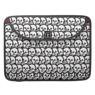 """Voodoo Skulls macbook pro15"""" MacBook Pro Sleeve"""