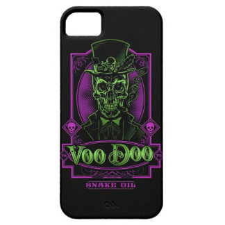 VooDoo Snake Oil Skeleton iPhone SE/5/5s Case