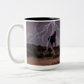 Voodoo & the Magic of the Black Stallion Mug