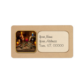 VooDoo - The power of Voodoo Personalized Address Label